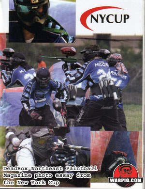 paintball essay Paintball camp see you in see you later composing/written expression anchor  paper 2 score point 1 the writer demonstrates little or no.